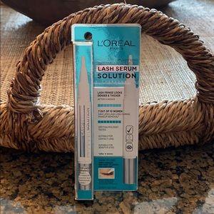 L'Oréal Paris Lash Serum Solution NWT